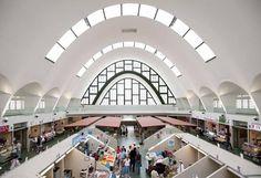 Mercado de San Agustín de A Coruña
