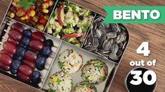 Bento Box Healthy Lunch 4/30 (Vegan)