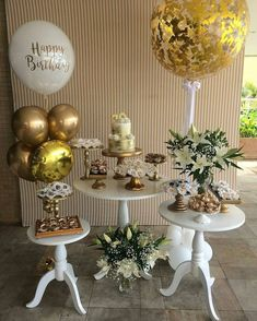 Popular happy birthday images for him for him ideas 50th Birthday Party, Birthday Balloons, Birthday Party Decorations, Baby Shower Decorations, Table Decorations, Elegant Party Decorations, Birthday Bunting, Super Party, Happy Birthday Images