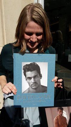 Gandy for Autograph-Paris 9/25/14