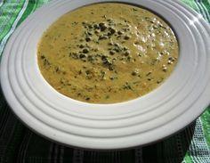 Methi Matter - an unusual way to eat peas