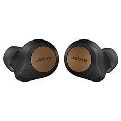 #Jabra Elite 85t True #Wireless #Bluetooth #Earbuds with #ChargingCase Best Bluetooth Headphones, Beats Headphones, Samsung Galaxy Phones, Headphone With Mic, Headset, Headphones, Headpieces, Hockey Helmet, Ear Phones