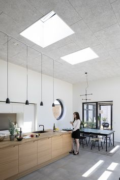 VELUX is the worlds leading manufacturer of Roof windows, flat roof windows, sun tunnels and roof window blinds - See our full product range here! Single Storey Extension, Roof Window, Flat Roof, Blinds For Windows, Interior Design Kitchen, Your Space, Attic, Extensions, Kitchens
