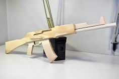 Image result for wooden toy guns