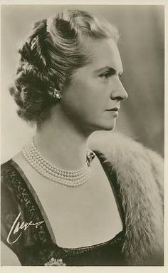 Princess Sybilla of Sweden  former princess of Saxe-Coburg-Gotha