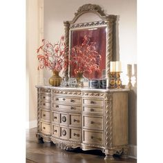 beige canopy bedroom sets | South Coast Panel Bedroom Set Millennium | Furniture Cart
