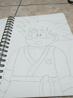 Goku Goku, Draw, Female, To Draw, Sketches, Painting, Tekenen, Drawing