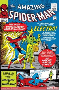 Spiderman #9 (1963) (Steve Ditko)
