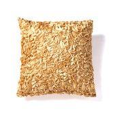 Found it at Wayfair - Silky Taffeta Abstract 3D Design Decorative Throw Pillow