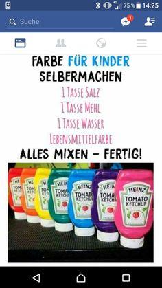 8ce2b44b292ff Anleitung Farbe für Kinder selbst mischen