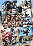 Eatin' Sand (DVD, 2008) motorsports motorcycle ATV Off-road trucks Dune Buggies
