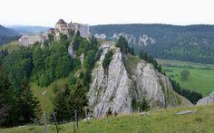 Le Fort de Joux et le Grand Taureau