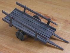 Mordheim Horse Cart