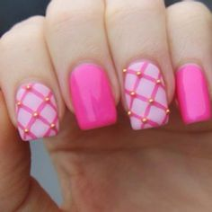 I love this. And 2 nails as opposed to 1 or all is my new fave for full nail art.