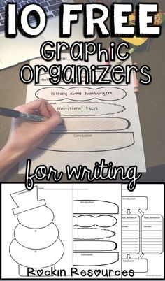 Free essay writer This free writing resource has 10 Graphic Organizers helpful for writing paragraphs and essays. It is based on brainstorming 3 topics, ideas or details for your writing. I call it- the power of Paragraph Writing, Narrative Writing, Informational Writing, Writing Workshop, Opinion Paragraph, Informative Writing, Writing Assessment, Expository Writing, Persuasive Essays