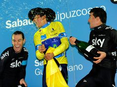 Team Sky | Pro Cycling | Vuelta al Pais Vasco | Latest News | Pais Vasco Stage Six Gallery