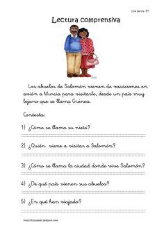 Lecturas comprensivas 11 15 Spanish Teacher, Spanish Classroom, Spanish Language Learning, Teaching Spanish, Dual Language Classroom, Learning Sight Words, Elementary Spanish, Effective Teaching, Spanish Lessons