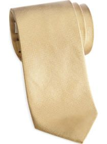 Joseph Abboud Gold Yellow Narrow Tie