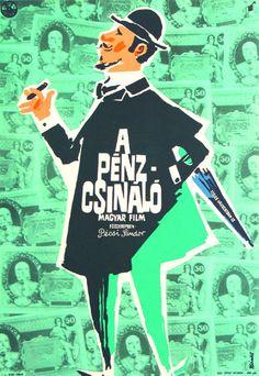 A Pénzcsináló - Filmplakát