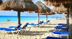 Picture-perfect beach view from Golden Parnassus Adult All-Inclusive - http://applev.ac/1OBh0Gc