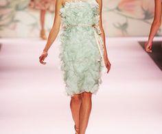 pretty romantic dress