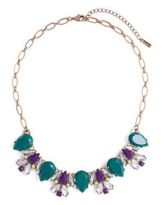 Giverny Necklace by JewelMint.com, $29.99