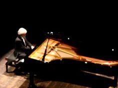 Zimerman plays Brahms - Intermezzo op.119 no.1
