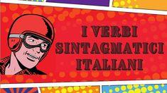 I verbi sintagmatici italiani- Italian phrasal verbs