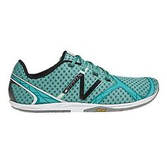 Finally found a pair of low-profile running shoes. New Balance Minimus Zero Road - they have Vibram technology, so work as barefoot running shoes! yay!