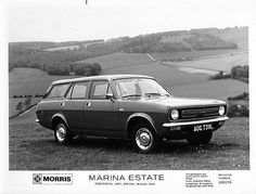 Morris Marina Estate 18 Super photos - one of the models of cars manufactured by Morris Retro Cars, Vintage Cars, Morris Marina, Latest Cars, Station Wagon, Old Cars, Volvo, Mercedes Benz, Volkswagen