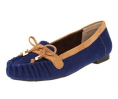 Two Tone Loafers.
