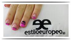 ¡Uñas con Estilo Europeo! Los más lindos y femeninos diseños <3  Visítanos: Calle 10 # 58-07 B/ Santa Anita Citas: 3104444 #Peluquería #Estética #SPA #Belleza #Nails #Cali #CaliCo #Colombia #Look #Halloween #Disfraz #Octubre