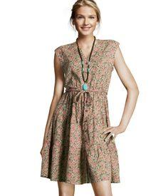 h & m great summer dress