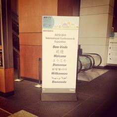 Recap: LinguaLinx at ASTD 2014   The LinguaLinx Blog   #ASTD2014