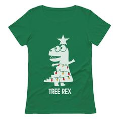 Tstars tshirts Tree Rex Funny T-Rex Dinosaur Christmas Women T-Shirt trending women clothing and t-shirt from our store and get up to off. You will not find this rare clothing in any other store, so grab this Limited Time Discount Now! Xmas Shirts, Funny Christmas Shirts, Vinyl Shirts, Christmas Humor, Ugly Christmas Sweater, Christmas Holidays, Christmas T Shirt, Christmas Shirts For Kids, Christmas Gifts