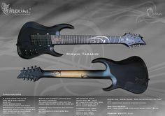 Etherial Guitars Mirain Taranis