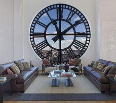 Converted Clocktower Penthouse