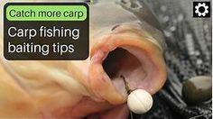 Carp fishing baiting tips.