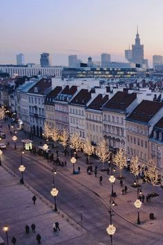 Warsaw, Poland by The Globetrotting Photographer   35 Images from Around the World :: This is Glamorous