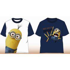T-shirt Minions du grossiste et import