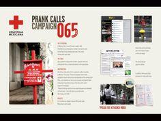 PRANK CALLS CAMPAIGN 065 | Promo & Activation Lions BRONZE | Winners & Shortlists | Cannes Lions International Festival of Creativity