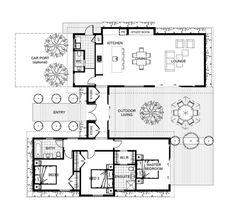 H Shaped House Plans h shaped farm house plans | shaped house plan 3 copyright b h