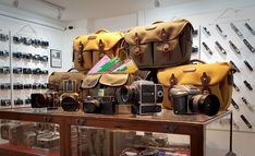 The in London - museum, camera & coffee shop - is now one of our stockists. Why not drop by for coffee and a browse if you are nearby! Alternatively you can find your nearest stockist via the store finder on our website. London Museums, Leica, Fujifilm, Coffee Shop, Drop, Website, Store, Bags, Shopping