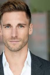 Andrew Walker.  Actor and almost dead ringer for the male lead of my novel!