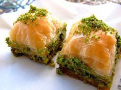 Baklava, yum yum yum!