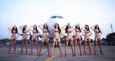 Aerolínea genera polémica al utilizar modelos semidesnudas para una promoción. http://i24mundo.com/2014/10/03/aerolinea-genera-polemica-al-utilizar-modelos-semidesnudas-para-una-promocion/