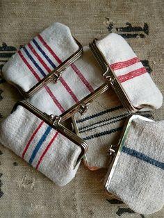 Hungarian Grain Sack purse