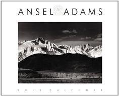 $12.07 Ansel Adams 2013 Wall Calendar