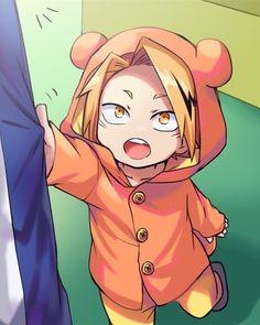 Boku No Hero Academia Funny, My Hero Academia Episodes, Hero Academia Characters, My Hero Academia Manga, Pikachu Pikachu, Human Pikachu, Cute Anime Boy, Anime Guys, Dibujos Anime Chibi