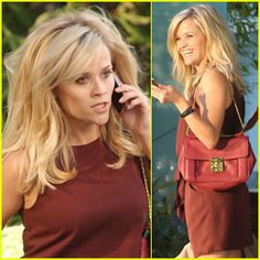 reese witherspoon this means war hair | Reese Witherspoon: Red Hot for 'War'